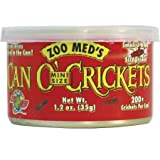 Zoomed Food Can O'Mini Crickets, 35g