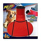 Hasbro Nerf - Palle da Tennis per Cani, Misura Media, Confezione da 2