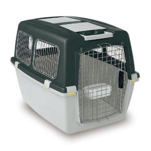 Esempio di trasportino per cani con struttura rigida