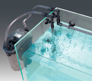 Esempio di filtri per acquari