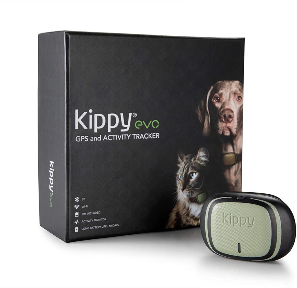 Kippy Evo: il miglior GPS per cani e gatti